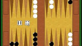 How To Play – Backgammon – The Basics – A Tough Game