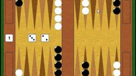 How To Play – Backgammon – The Basics – A Sample Game