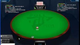 Poker Gameplay and Analysis – No Limit Holdem – Heads Up Table $5/$10 – Commentary Part 05