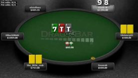 Poker Gameplay and Analysis – No Limit Holdem – Single Table $3/$6 Commentary