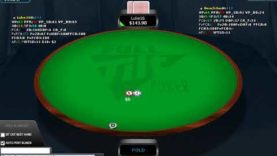 Poker Gameplay and Analysis – No Limit Holdem – Heads Up Table $0.50/$1 – Commentary Part 02