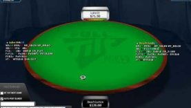 Poker Gameplay and Analysis – No Limit Holdem – Heads Up Table $0.50/$1 – Commentary Part 01