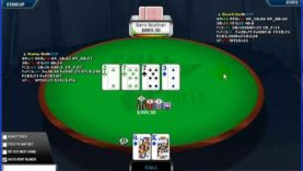 Poker Gameplay and Analysis – No Limit Holdem – Heads Up Table $5/$10 – Commentary Part 02